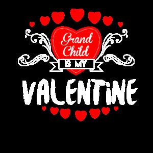 Valentinstag Geschenk - Enkelkinder- Enkelkind