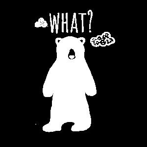 twirler bear under clouds