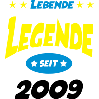 Lebende Legende seit 2009