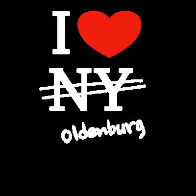I love Oldenburg -  - Oldenburg,Love,Loved