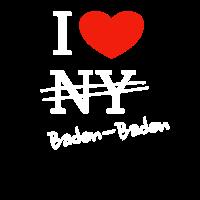 I love Baden Baden