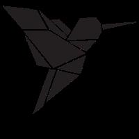 Kolibri,Vogel,Origami