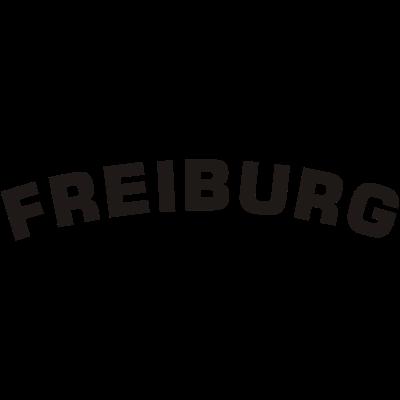 Freiburg - Schriftzug Freiburg. Das Motiv für echte Freiburger! - fußball,freiburg,Fußballverein,Fuballfan,Fanshirt,Fan