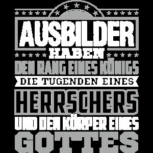 AUSBILDER - Gott