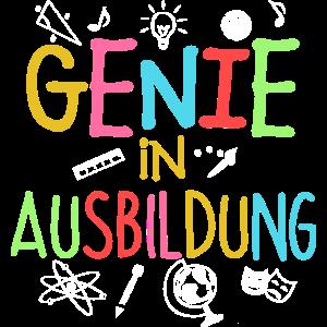 Genie in Ausbildung