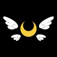 geflügelte moon 1