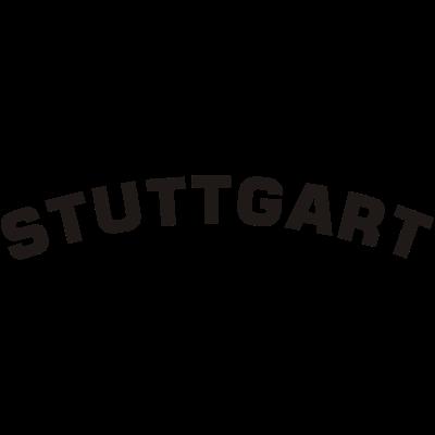 Stuttgart - Schriftzug Stuttgart. Das Motiv für echte Stuttgarter! - verein,fußball,deutschland,Stuttgart,Schwaben,Fußballverein,Fuballfan,Fanshirt,Fan