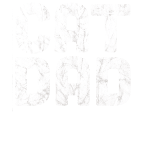 Best Cat Dad Ever - Funny Cat Gift