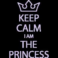 bleib ruhig Prinzessin