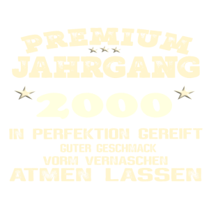 2000 In Perfektion gereift