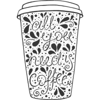Alles was Du brauchst ist Kaffee