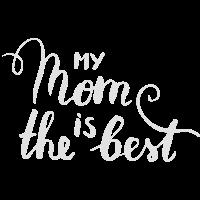 Meine Mutter ist die Beste