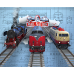 Rail Nation Mousepad