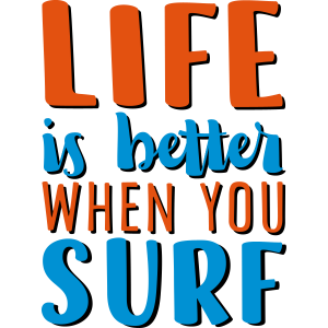 Das Leben ist besser