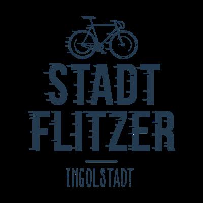 Stadt Flitzer Ingolstadt - Für alle Fahrrad-Fahrer aus Ingolstadt. Zeige, dass du ein Stadt Flitzer aus Ingolstadt bist. - Geschenkidee,Flitzer,Ingolstadt,Fahrrad,Shirtista,Stadt
