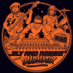 Dubmatix T-shirt ORANGE PRINT.jpg