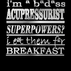 acupressurist