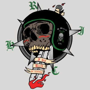 S. Block -- Skull Draw