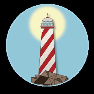 Leuchtturm Tag