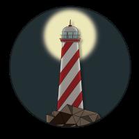 Leuchtturms Flexxed