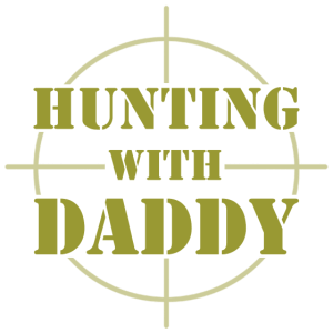 hunting with daddy