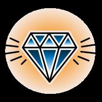 Diamant Tattoo