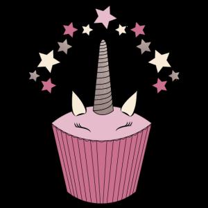 Kuchen-buntes Einhorn #kidscontest