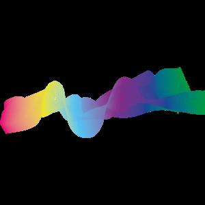 Farben Welle