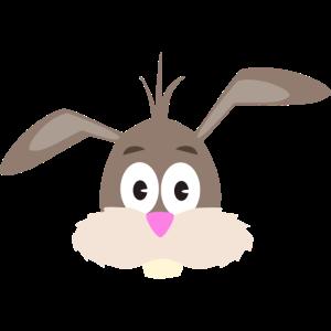 grauer Hase