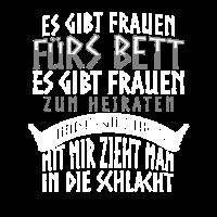 Frauen Germanen Sprüche Kriegerin Freya Geschenk