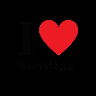 I Love Konstanz - Für jeden Konstanzer ein cooles Must-have! - Uni Konstanz,Konzil,Konstanz,I love,Bodensee