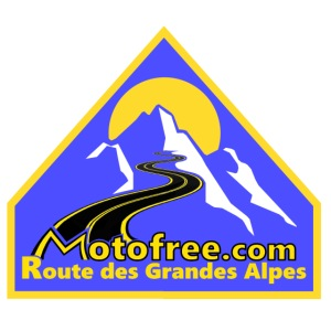 Logo motofree bleu