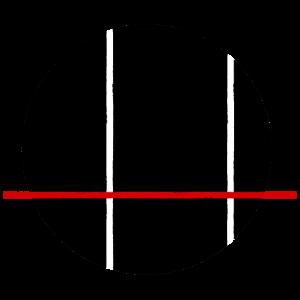 Schwarz - Rot - Weiß