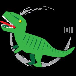 // Dinosaurier T-Rex