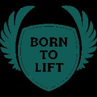 Aufzug. Gewichtheben. Gewichtet. Gewichtheber