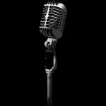MC Master of Ceremonies Mikrofon Gross
