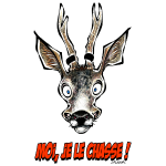 Roebuck, Moi Je Le Chasse!