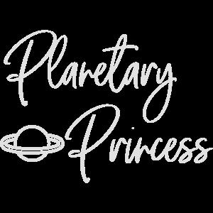 Planetarische Prinzessin