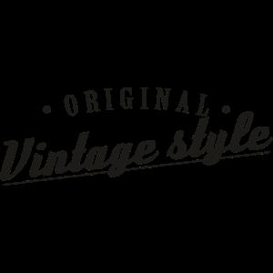 Original-Vintage-Stil