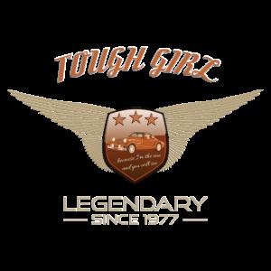 TOUGH GIRL Legendary 1977