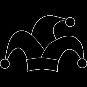 narrenhut faschingsmütze