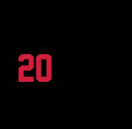 20. Geburtstagsshirt: 20_jahre