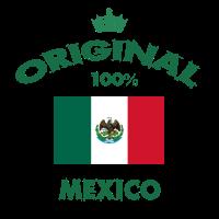 Mexiko 100% Original / Geschenk