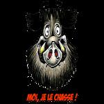 Boar, Moi Je Le Chasse!