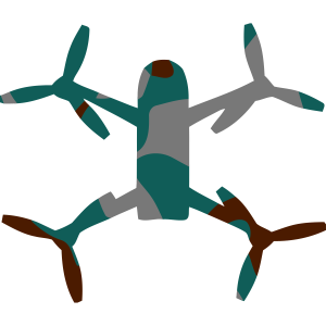 DRONE / FPV RACING - CAMO / CAMOUFLAGE