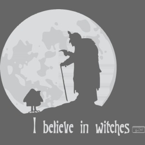 I believe in witches