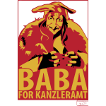 Baba for Kanzleramt
