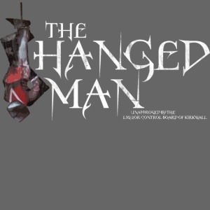 """The Hanged Man"" Design"