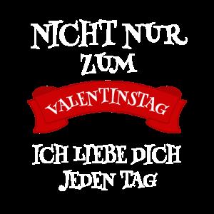 Valentinstag-Liebe-Geschenk
