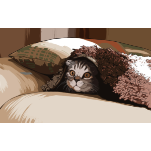 Illustration cat 3047763